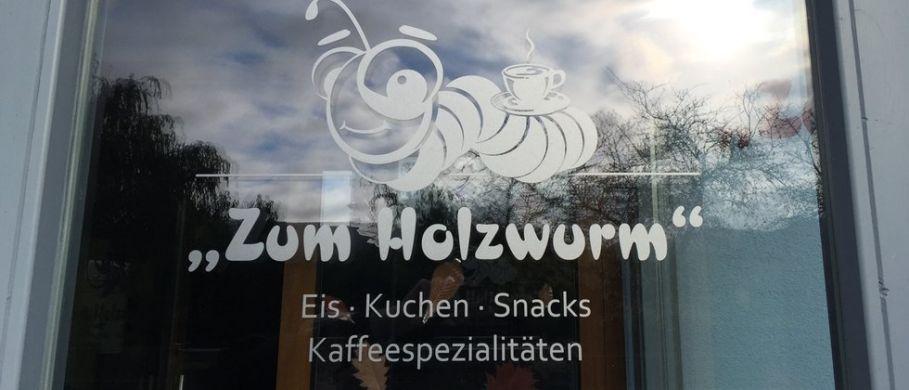 Holzwurm-Logo